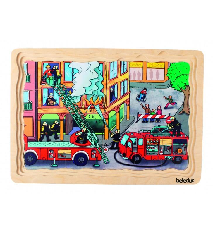 Puzzle Bombeiros