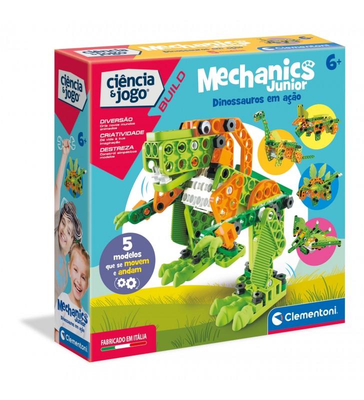 Mecânica Júnior Dinossauros em Acção