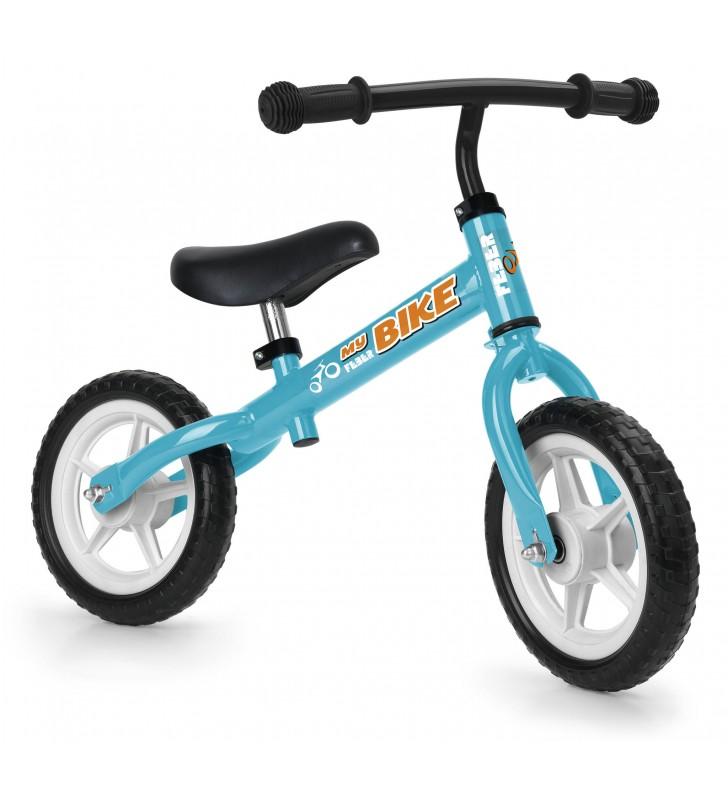 Bicicleta sem pedais 3-7 anos