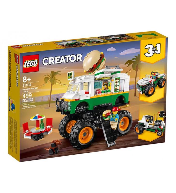 Lego Creator Carrinha de Hambúrgueres Gigante 31104