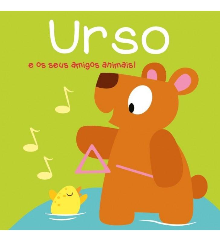 Livro Urso