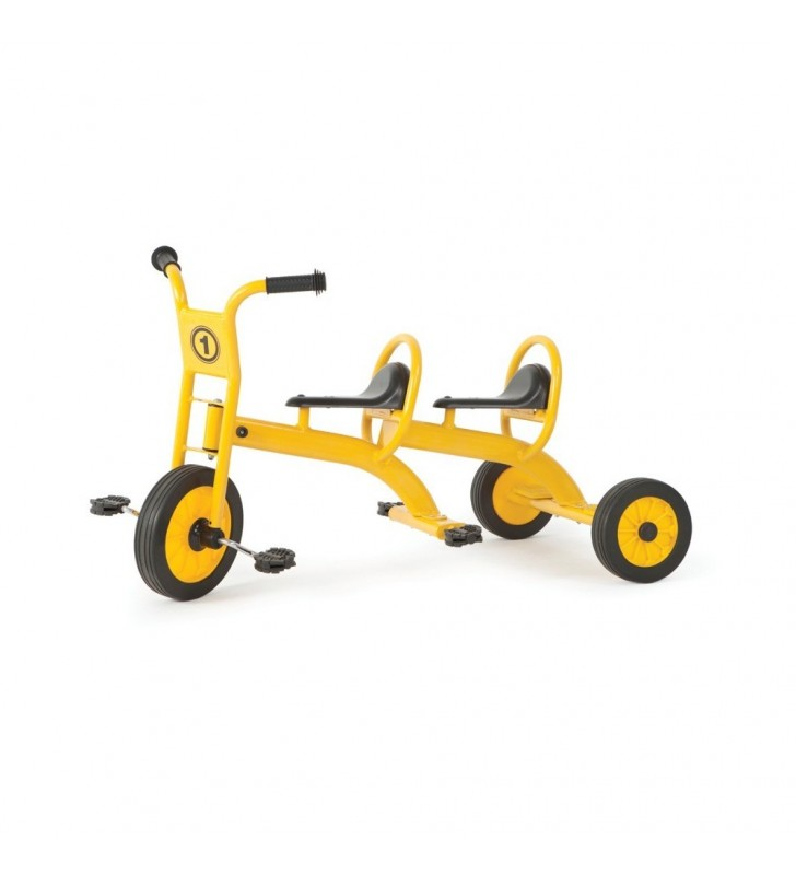 Triciclo duplo